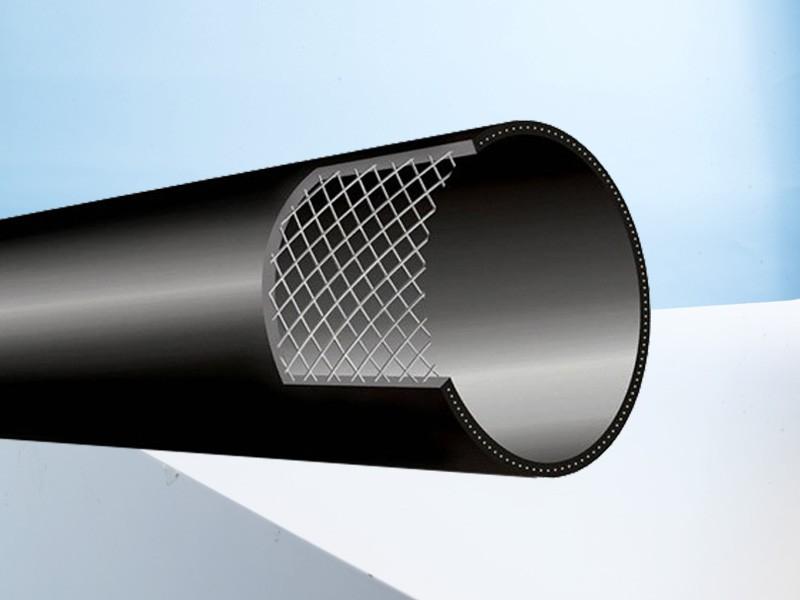钢丝网骨架(聚乙烯)PE复合管材