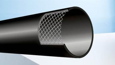 钢丝网骨架聚乙烯复合管如何排管和验收