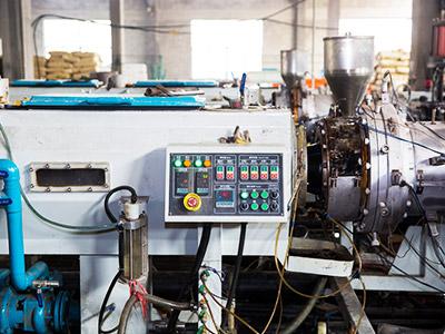 中通管业生产机器