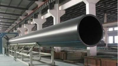 钢丝网骨架聚乙烯复合管与PE管有什么区别?