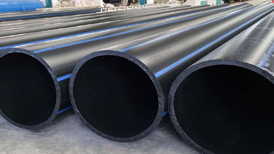 中通PE排水管小编浅谈钢丝网骨架管应用范围