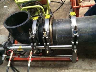 PE管焊接